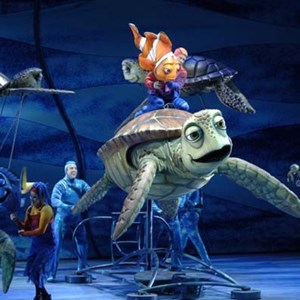 4 of 4: Finding Nemo - The Musical - Finding Nemo - The Musical preview photos