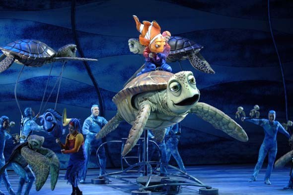 Finding Nemo - The Musical