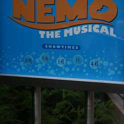 Finding Nemo -The Musical increases number of shows to 5 per day