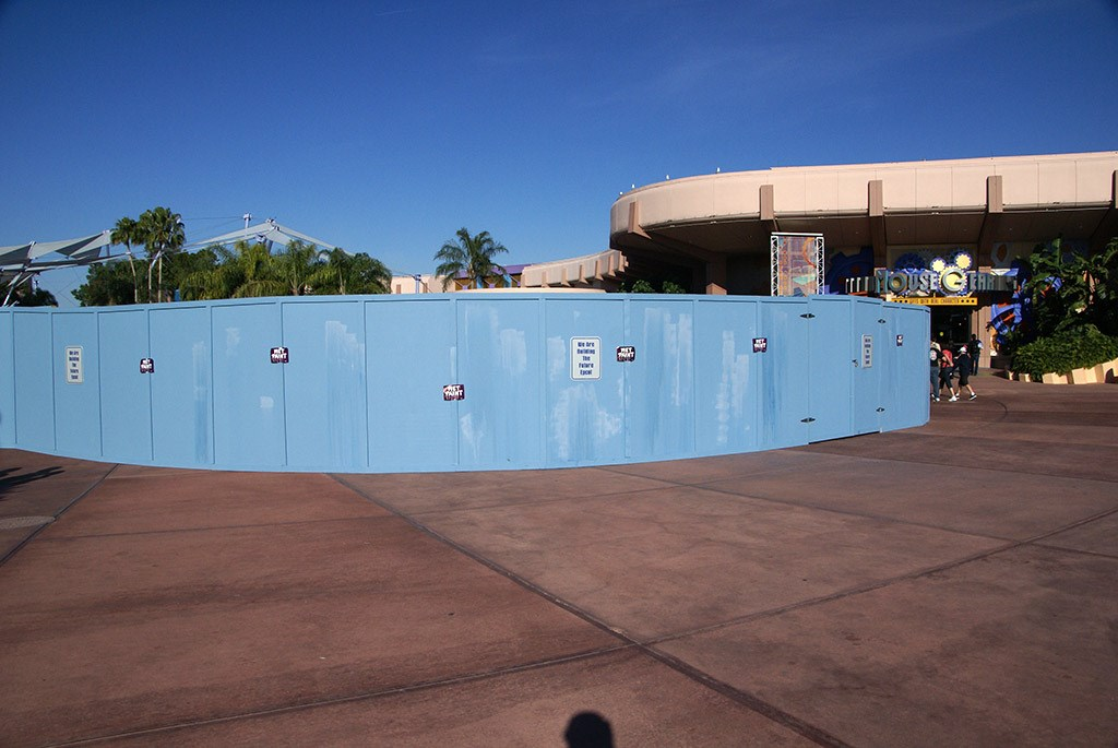 Fountain of Nations refurbishment