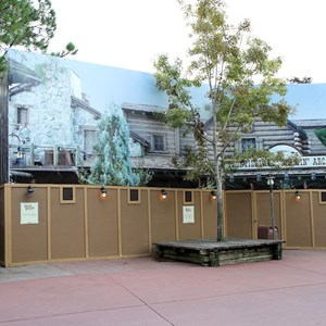 3 of 3: Frontierland Shootin' Arcade - Refurbishment