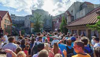 VIDEO - Frozen Ever After opens at Epcot's Norway Pavilion