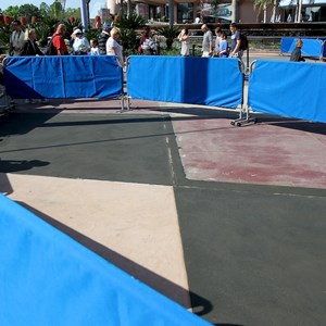 3 of 4: Future World - A freshly laid area
