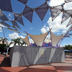 1 of 1: Future World - Tip board refurbishment