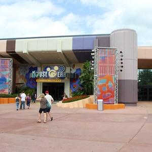 4 of 4: Future World - New Future World paint scheme