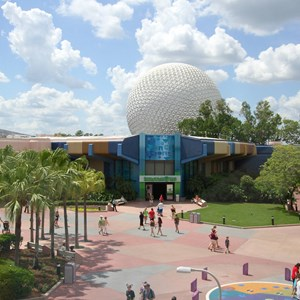 1 of 15: Future World - New Future World paint scheme