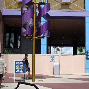 1 of 1: Future World - Breezeway East refurbishment