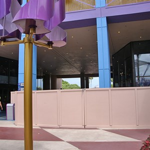 2 of 2: Future World - Breezeway East flooring refurbishment