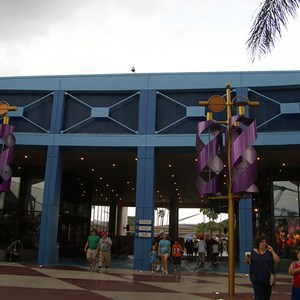 1 of 2: Future World - Future World breezeways new color scheme