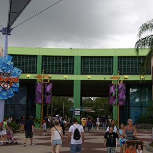 2 of 2: Future World - Future World breezeways new color scheme