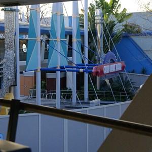 1 of 5: Galaxy Palace Theater - Galaxy Palace Theater demolition