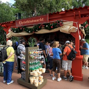 1 of 4: Germany (Pavilion) - Christkindmarkt and Holiday Brewer's Collection