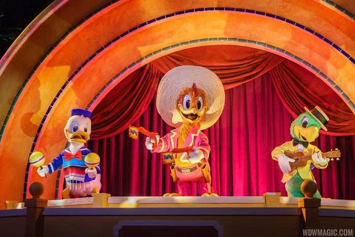 Gran Fiesta Tour's new animatronic finale