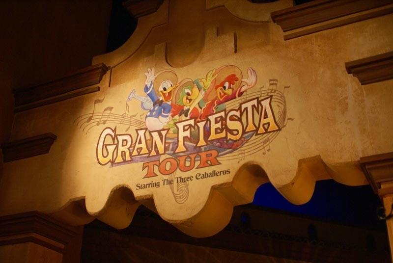 Gran Fiesta Tour now open