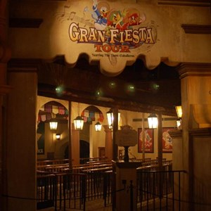 4 of 19: Gran Fiesta Tour Starring The Three Caballeros - Gran Fiesta Tour now open