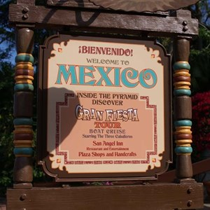 6 of 19: Gran Fiesta Tour Starring The Three Caballeros - Gran Fiesta Tour now open