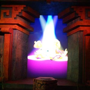 8 of 19: Gran Fiesta Tour Starring The Three Caballeros - Gran Fiesta Tour now open