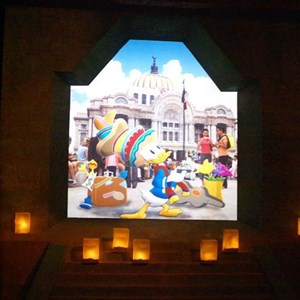 10 of 19: Gran Fiesta Tour Starring The Three Caballeros - Gran Fiesta Tour now open