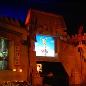 12 of 19: Gran Fiesta Tour Starring The Three Caballeros - Gran Fiesta Tour now open