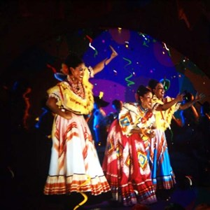 14 of 19: Gran Fiesta Tour Starring The Three Caballeros - Gran Fiesta Tour now open