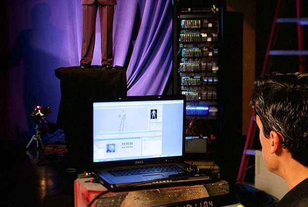 Hall of Presidents Barack Obama Audio-Animatronic figure