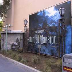 Sign appears announcing the new sets