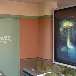 1 of 3: Haunted Mansion Movie Sets - Haunted Mansion Movie Sets exterior