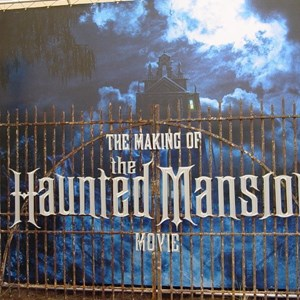 2 of 3: Haunted Mansion Movie Sets - Haunted Mansion Movie Sets exterior