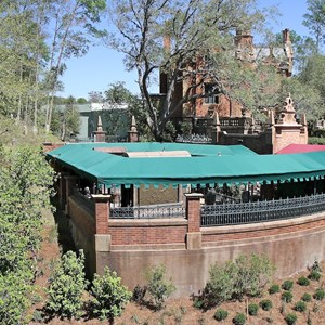 2 of 6: Haunted Mansion - Queue construction complete
