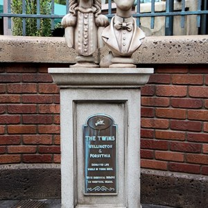 3 of 22: Haunted Mansion - The Twins Wellington and Forsythia