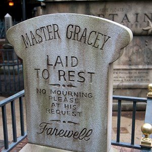 10 of 22: Haunted Mansion - Master Gracey