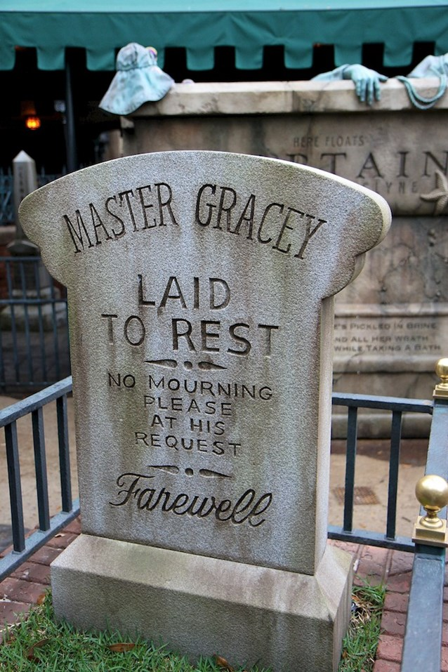Haunted Mansion - Master Gracey