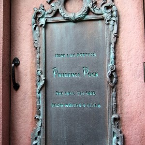 13 of 22: Haunted Mansion - Prudence Pock