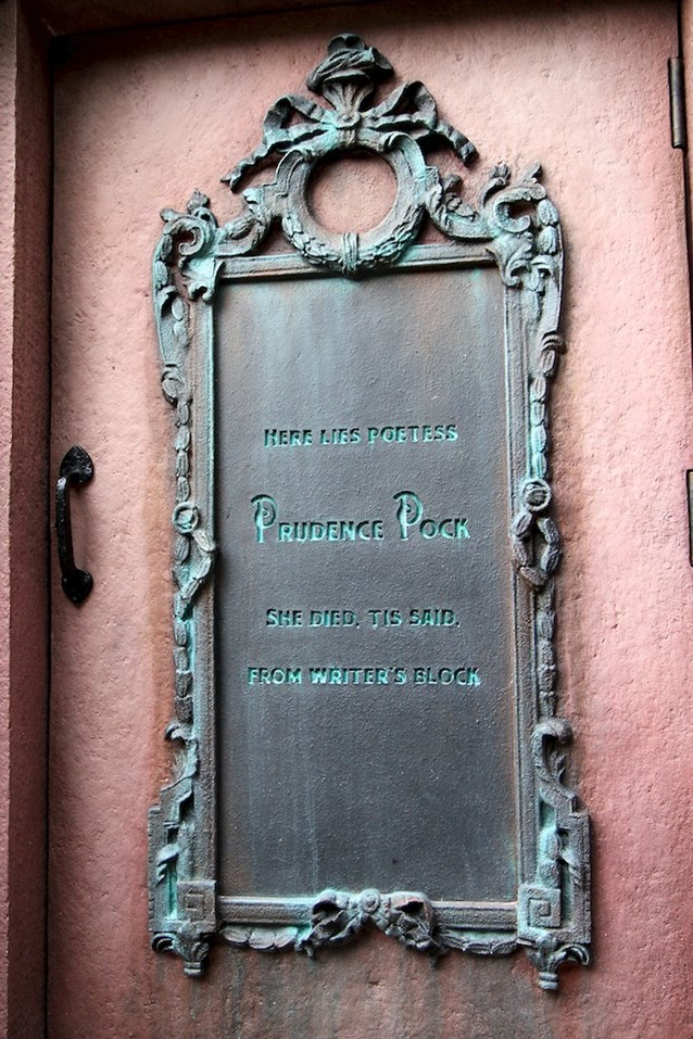 Haunted Mansion - Prudence Pock