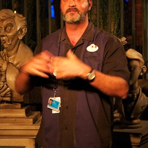 9 of 37: Haunted Mansion - Imagineer Show Producer - Eric Goodman