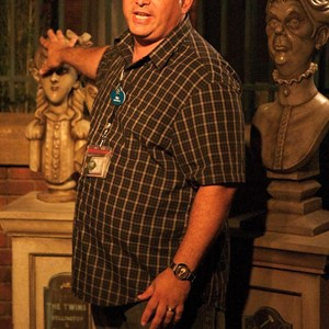10 of 37: Haunted Mansion - Imagineer Pete Carillo - Show Designer and Art Director
