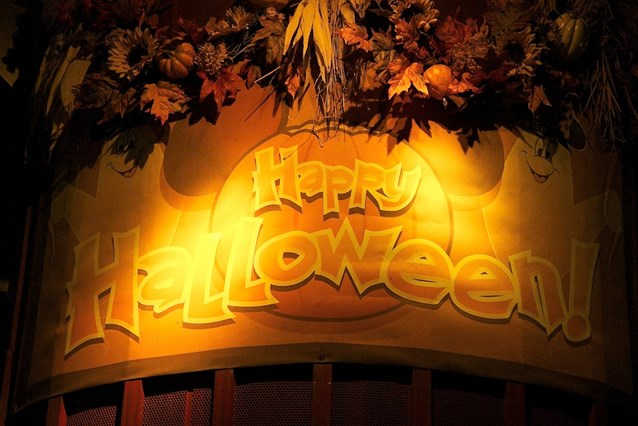 Haunted Mansion - Happy Halloween from Disney Parks Blog!
