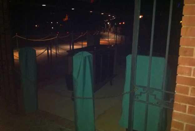 RFID FASTPASS entrance
