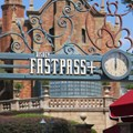 Haunted Mansion - New Haunted Mansion FastPass+ sign