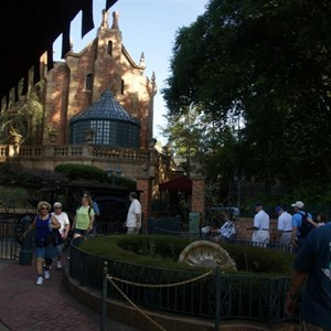 1 of 16: Haunted Mansion - Haunted Mansion reopens after refurbishment
