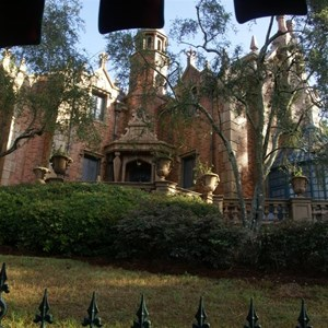 4 of 16: Haunted Mansion - Haunted Mansion reopens after refurbishment