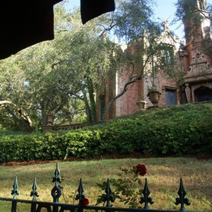 7 of 16: Haunted Mansion - Haunted Mansion reopens after refurbishment