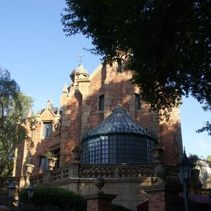 12 of 16: Haunted Mansion - Haunted Mansion reopens after refurbishment