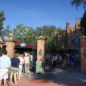 14 of 16: Haunted Mansion - Haunted Mansion reopens after refurbishment