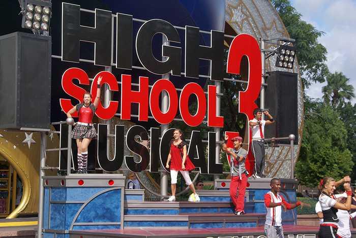 High School Musical 3 show