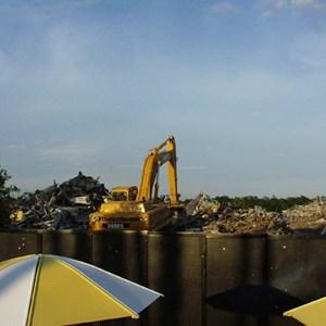 1 of 2: Horizons - Demolition