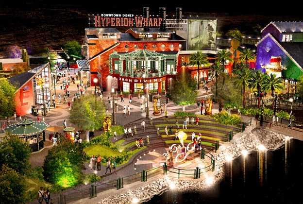 Hyperion Wharf concept art