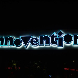 5 of 5: Innoventions - New entry signs
