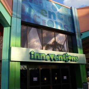 1 of 2: Innoventions - New signs complete