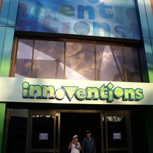 2 of 2: Innoventions - New signs complete